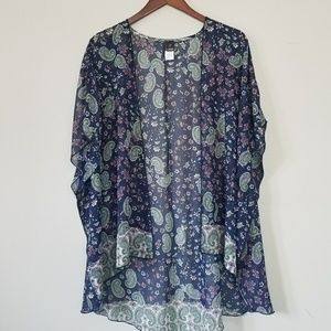 Other - Floral and Paisley Kimono